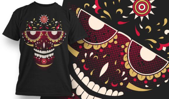 T-shirt Design 670 1