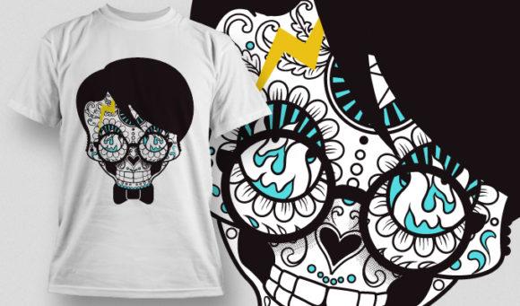 T-shirt Design 675 1