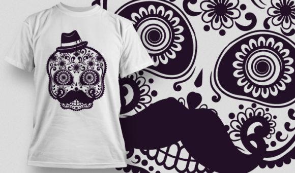 T-shirt Design 679 T-shirt Designs and Templates vector