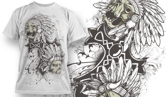 T-shirt Design 687 products designious tshirt design 687 1