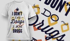 T-shirt Design 692 T-shirt designs and templates vector