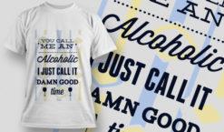 T-shirt Design 694 T-shirt designs and templates vector