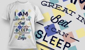 T-shirt Design 695 T-shirt Designs and Templates vector