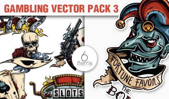 Gambling Vector Pack 3 products designious vector gambling 3 small