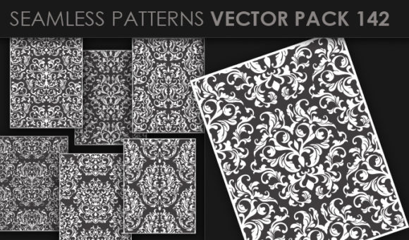 Seamless Patterns Vector Pack 142 5
