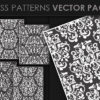 Seamless Patterns Vector Pack 143 3