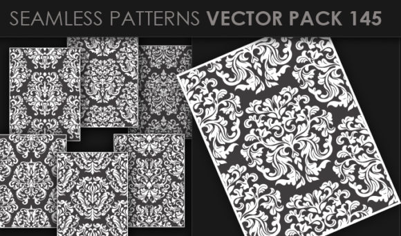 Seamless Patterns Vector Pack 145 products designious vector seamless 145 small
