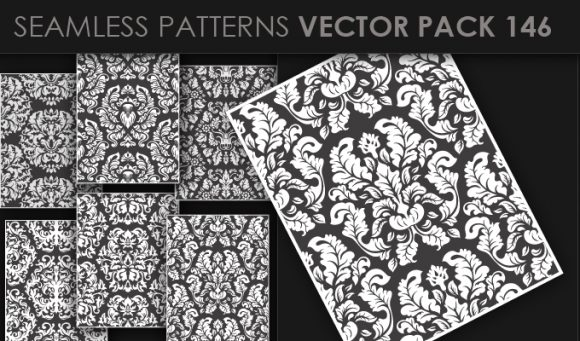 Seamless Patterns Vector Pack 146 products designious vector seamless 146 small