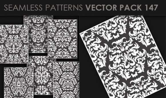 Seamless Patterns Vector Pack 147 products designious vector seamless 147 small