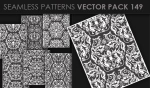 Seamless Patterns Vector Pack 149 Patterns [tag]