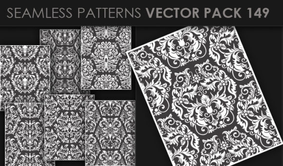 Seamless Patterns Vector Pack 149 products designious vector seamless 149 small