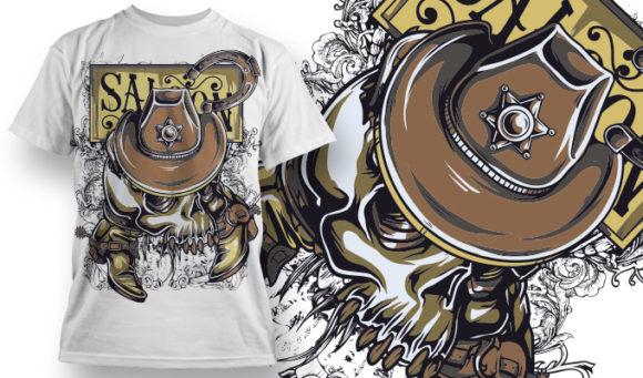 T-shirt Design 703 1