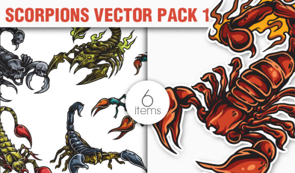 Scorpions Vector Pack 1 products designious vector scorpions 1 small