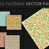 Seamless Patterns Vector Pack 151 products designious vector seamless 152 small