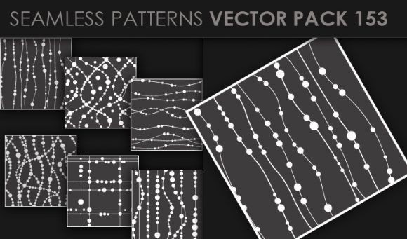 Seamless Patterns Vector Pack 153 5