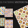Seamless Patterns Vector Pack 155 1