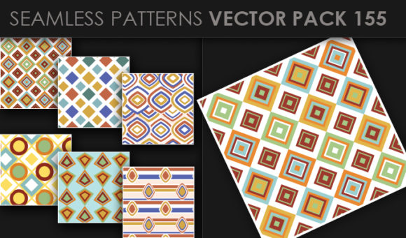 Seamless Patterns Vector Pack 155 products designious vector seamless 155 small