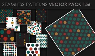 Seamless Patterns Vector Pack 156 Vector Patterns [tag]