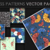 Seamless Patterns Vector Pack 157 3