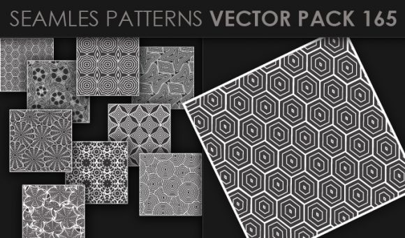 Seamless Patterns Vector Pack 165 5