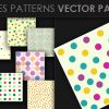 Seamless Patterns Vector Pack 166 1
