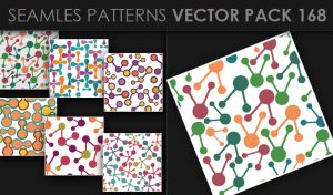 Seamless Patterns Vector Pack 168 Patterns [tag]