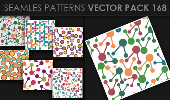 Seamless Patterns Vector Pack 168 products designious vector seamless 168 small