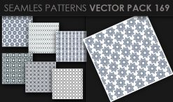 Seamless Patterns Vector Pack 169 Patterns [tag]