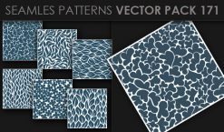 Seamless Patterns Vector Pack 171 Patterns [tag]