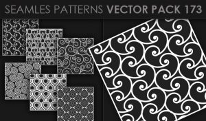 Seamless Patterns Vector Pack 173 Patterns [tag]