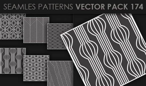 Seamless Patterns Vector Pack 174 products designious vector seamless 174 small