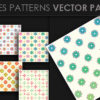 Seamless Patterns Vector Pack 175 3