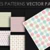 Seamless Patterns Vector Pack 177 1