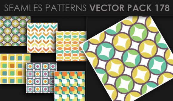 Seamless Patterns Vector Pack 178 products designious vector seamless 178 small