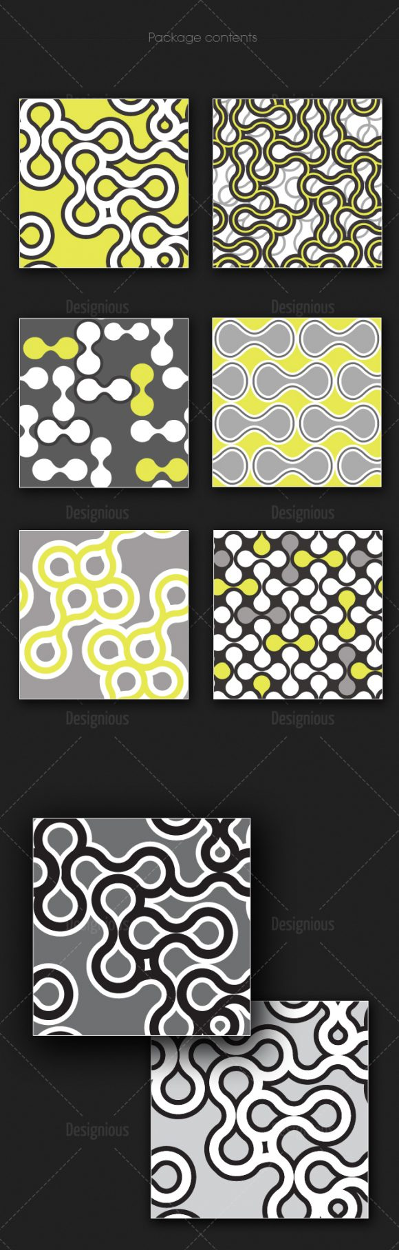 Seamless Patterns Vector Pack 179 products designious vector seamless 179 large