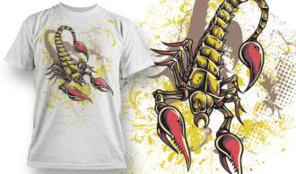 T-shirt Design 721 T-shirt Designs and Templates vector