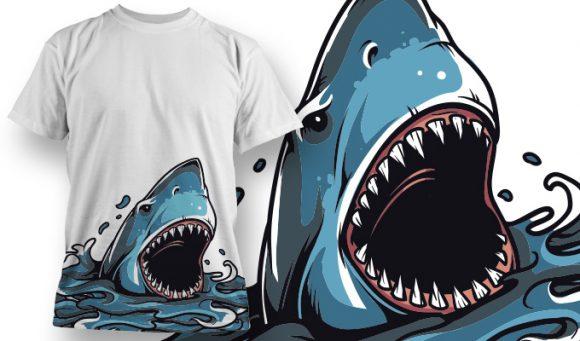 T-shirt Design 725 1