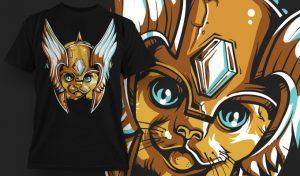 T-shirt Design 737 T-shirt designs and templates vector