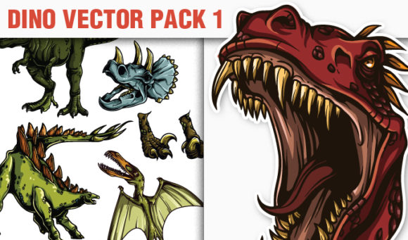 Dino Vector Pack 1 5