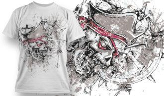 T-shirt Design 740 T-shirt Designs and Templates vector