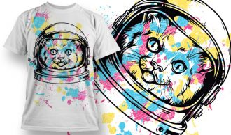 T-shirt Design 749 T-shirt Designs and Templates vector