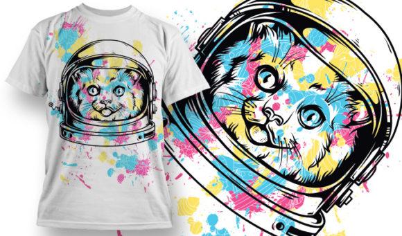 T-shirt Design 749 1
