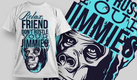 T-shirt Design 770 5