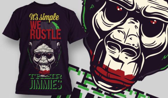 T-shirt Design 771 products designious vector t shirt design 771