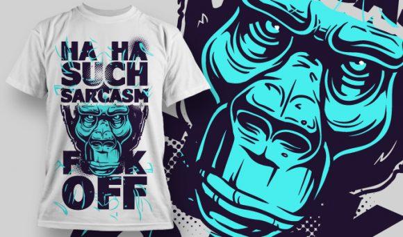T-shirt Design 772 1
