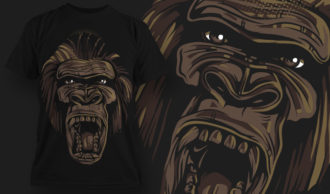 T-shirt Design 773 T-shirt Designs and Templates vector