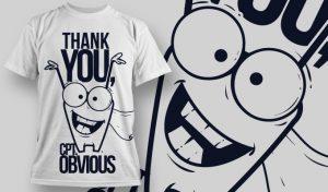 T-shirt Design 779 T-shirt designs and templates vector