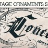 Vintage Ornaments Vector Pack 2 products designious vintage ornaments 1 small
