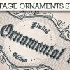 Vintage Ornaments Vector Pack 7 products designious vintage ornaments 8 small
