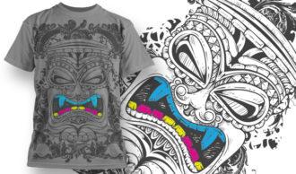 T-shirt Design 782 T-shirt Designs and Templates vector